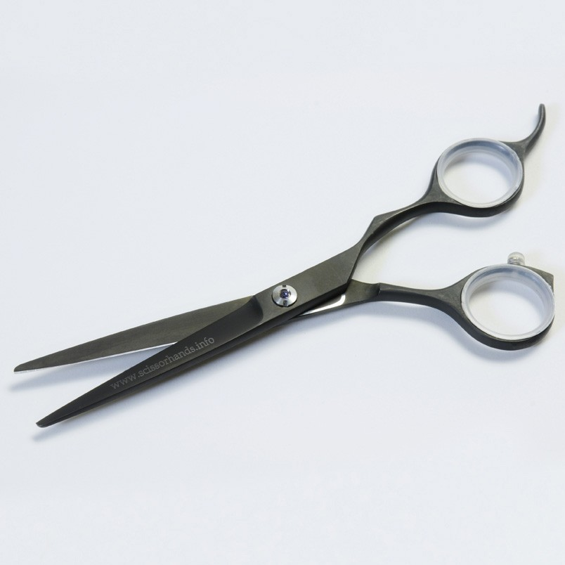 Scissorhands Uk Carbon 6 Inch Hairdressers Scissors