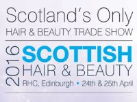 Scottish Hair and Beauty Show 2016